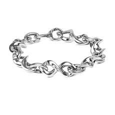 DNA Silver Bracelet