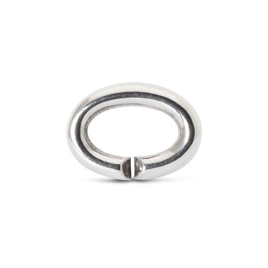 Basic, Single Silver Link