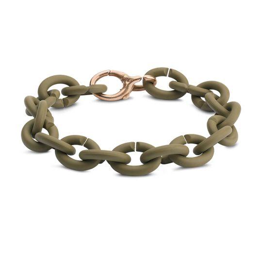 Khaki Bronze Bracelet