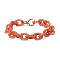 Soft Apricot Bronze Bracelet