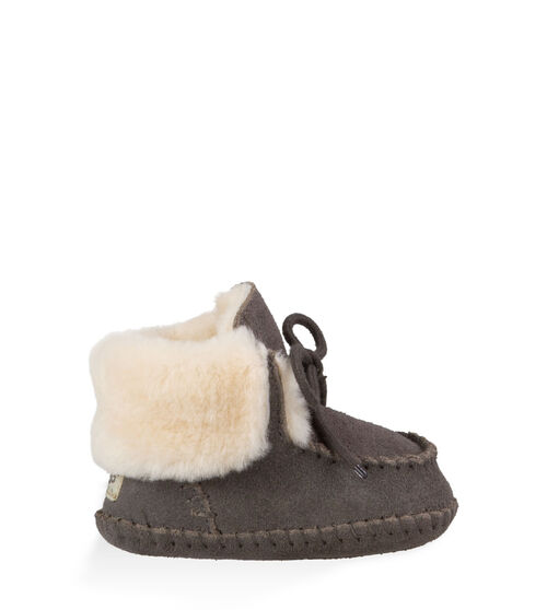 UGG Sparrow Infants Booties Grey Small
