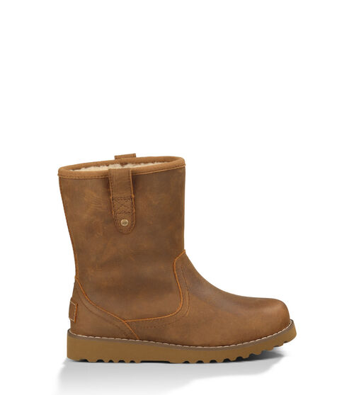 UGG Redwood Kids Boots Chestnut 4