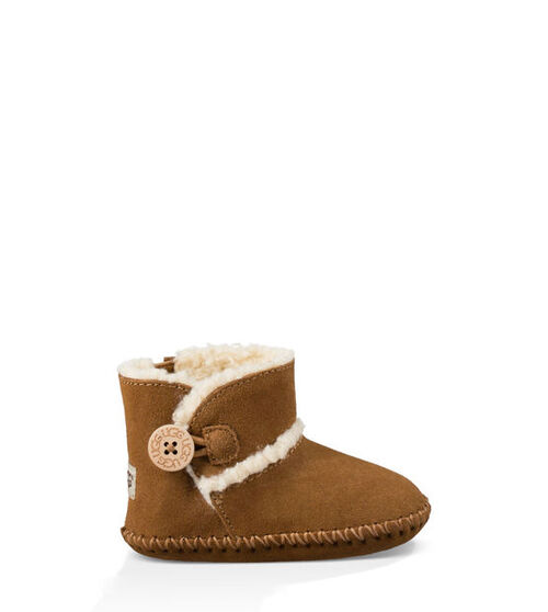 UGG Lemmy Infants Boots Chestnut Extra Small (0-6 months)