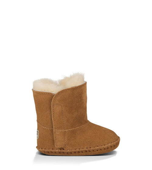 UGG Caden Infants Booties Chestnut Extras Small (0-6 momths)