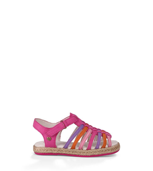 UGG Gretel Kids Sandals Princess Pink 7