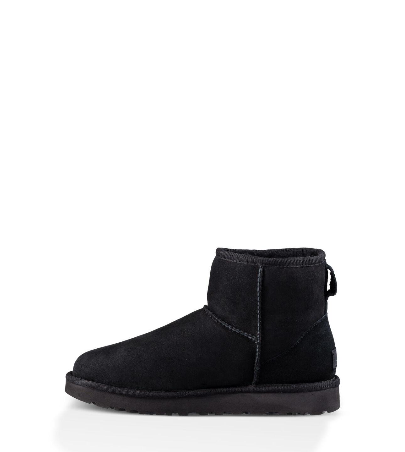black ugg mini boots. Black Bedroom Furniture Sets. Home Design Ideas