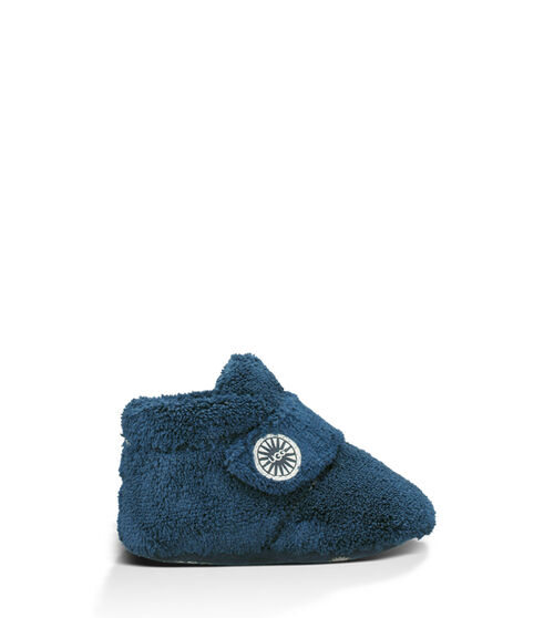 UGG Bixbee Infants Booties New Navy Medium (12-18 Months)