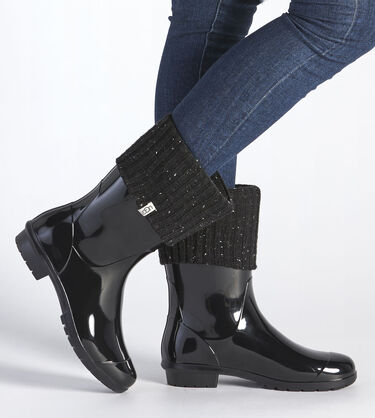 Sienna Short Rain Boot Sock