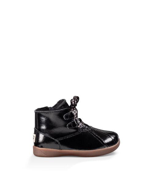 UGG Payten Stars Kids Boots Black 5