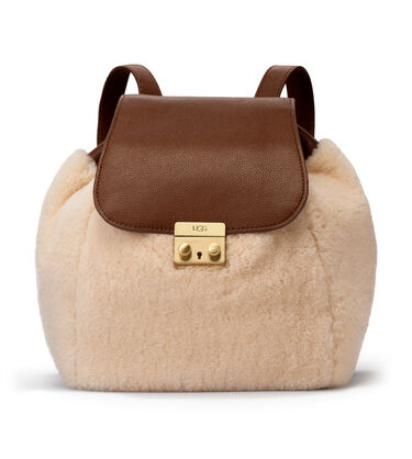 Vivienne Sheepskin Backpack