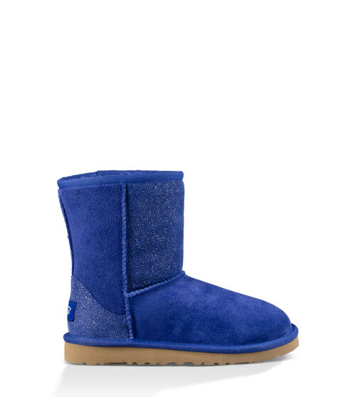 UGG Classic Short Serein Kids Boots Night Sky 7