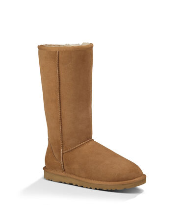 Women's Chestnut Bailey Button Boot Front View