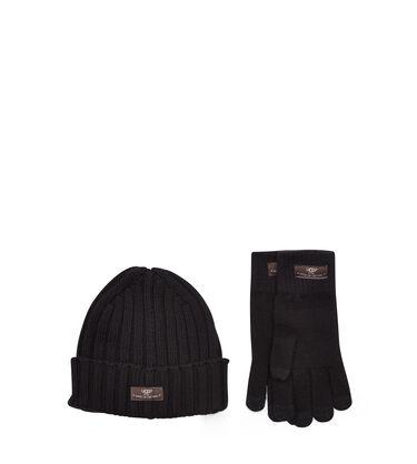 Smart Glove + Rib Hat Gift Set