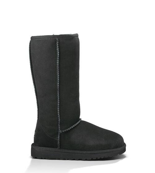 UGG Classic Tall Kids Classic Boots Black 5