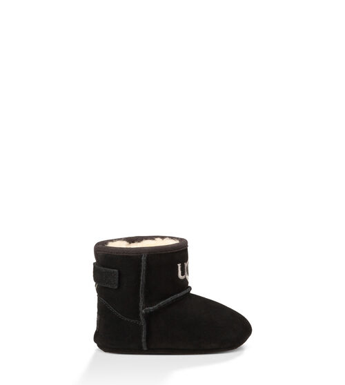UGG Jesse Infants Booties Black Extras Small (0-6 momths)