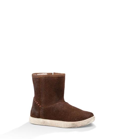 UGG Rye Kids Boots Chocolate 11