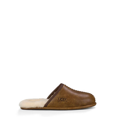 UGG Scuff Deco Homme Chestnut 39.5