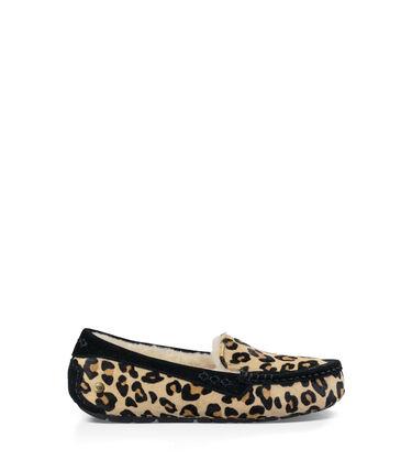 Ansley Calf Hair Leopard