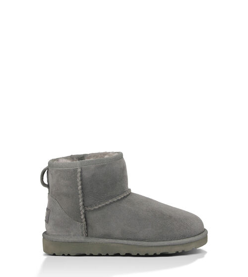 UGG Classic Mini Toddler Boots Grey 11