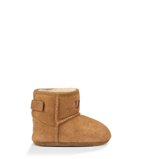 UGG Jesse Infants Booties Chestnut Extras Small (0-6 momths)