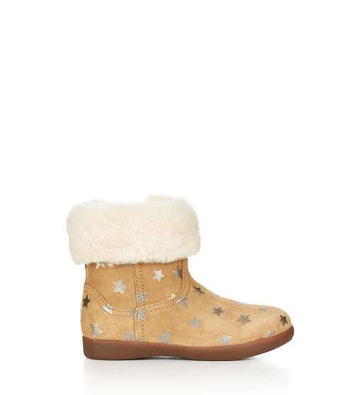 UGG Jorie Ii Kids Boots Chestnut 5