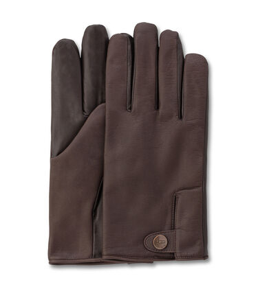 Leather Smart Snap Glove