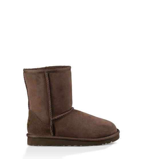 UGG Classic Kids Classic Boots Chocolate 10