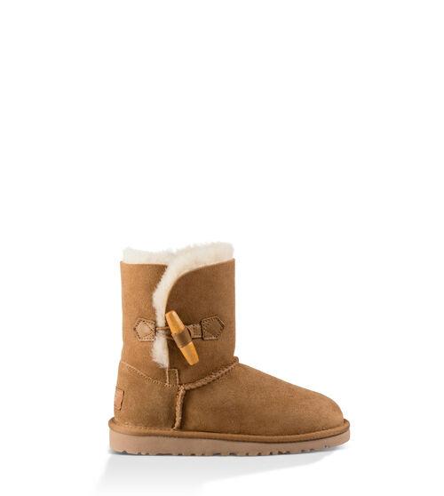 UGG Ebony Kids Classic Boots Chestnut 11