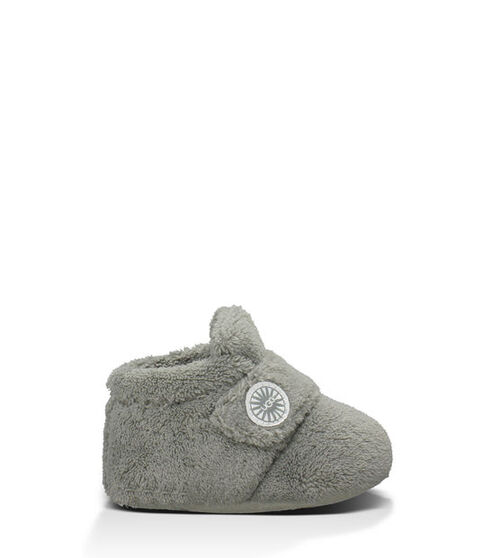 UGG Bixbee Infants Booties Charcoal Extras Small (0-6 momths)
