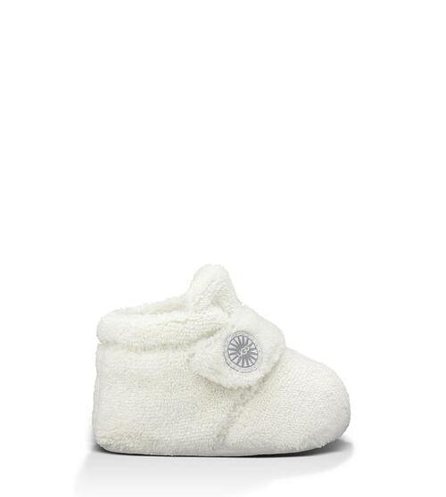UGG Bixbee Infants Booties Vanilla Medium (12-18 Months)