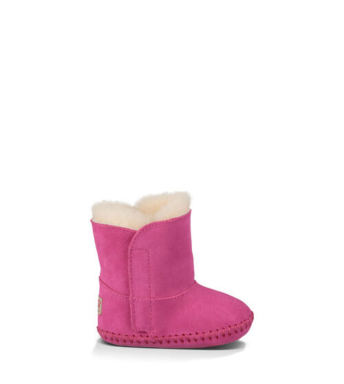 UGG Caden Infants Booties Princess Pink Small (6-12 Months)