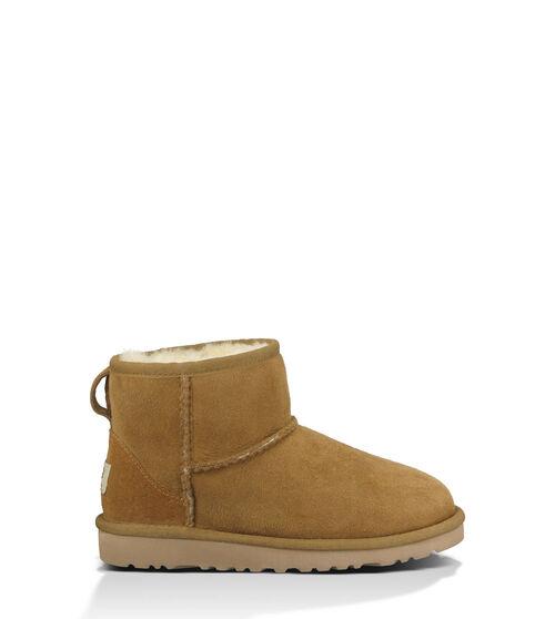 UGG Classic Mini Kids Boots Chestnut 4