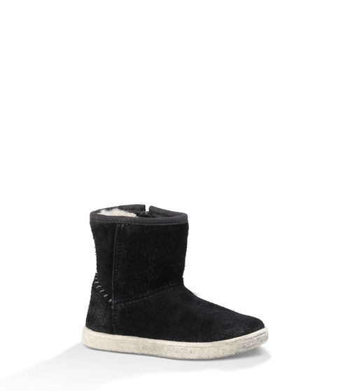 UGG Rye Kids Boots Black 8