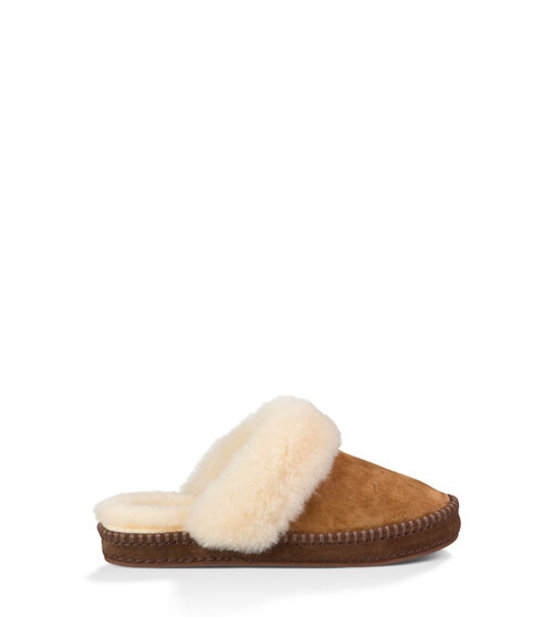 Women's Footwear UGG Aira Womens Slippers Chestnut 6