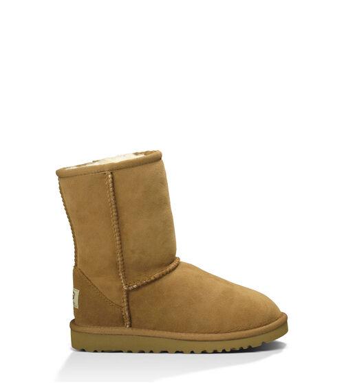 UGG Classic Kids Classic Boots Chestnut 8