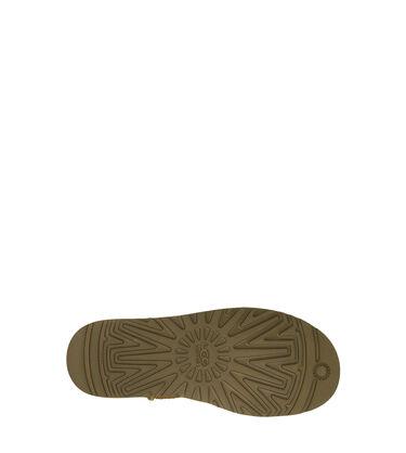 Women's Chestnut Classic Mini Boot Bottom View
