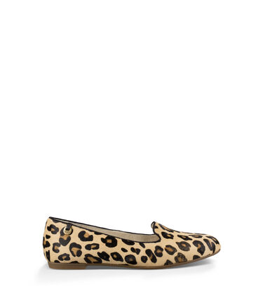 Blyss Calf Hair Leopard
