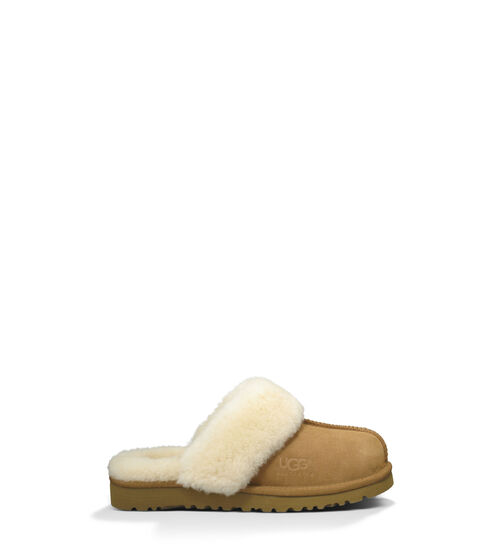 UGG Cozy Kids mule Chestnut 10