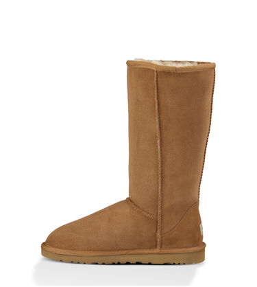 Women's Chestnut Bailey Button Boot Side View