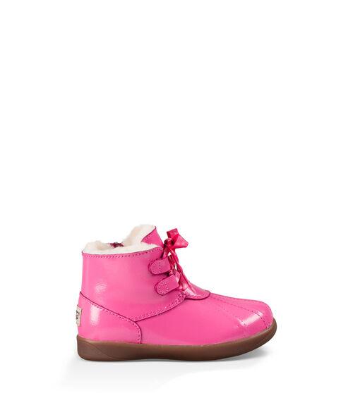 UGG Payten Stars Kids Boots Diva Pink 9