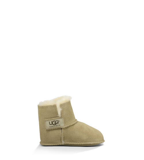 UGG Erin Infants Booties Sand Small (6-12 months)