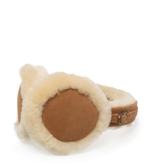 Women's Accessories UGG Classic Earmuff Womens Accessories Chestnut ONE SIZE