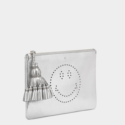 Smiley Georgiana in {variationvalue} from Anya Hindmarch