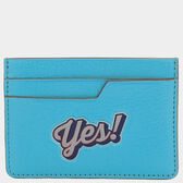 Yes/ No Card Case
