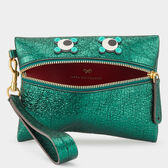 Circulus Eyes Small Pouch by Anya Hindmarch