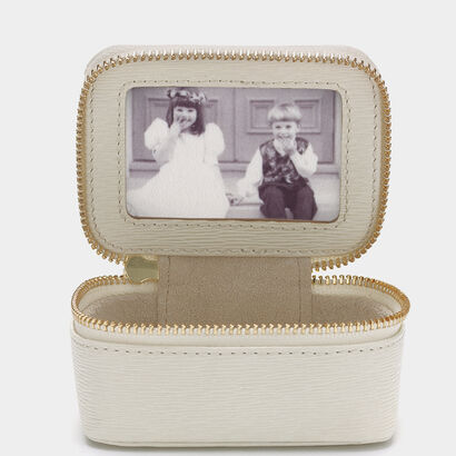 Bespoke Small Secret Photo Keepsake Box