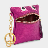 Circulus Eyes coin purse by Anya Hindmarch