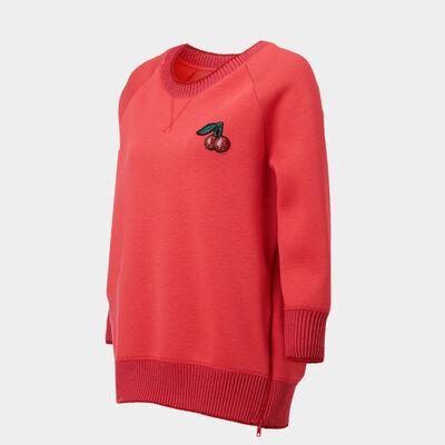 Cherry sweatshirt in {variationvalue} from Anya Hindmarch