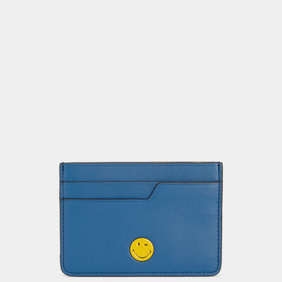 Smiley Card Case