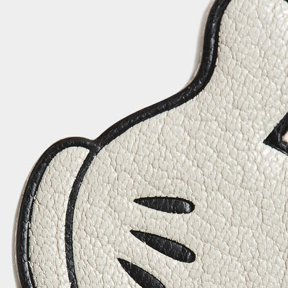 Mickey Thumbs up Leather Sticker by Anya Hindmarch